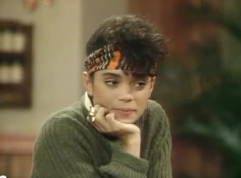Will Smith Lisa Bonet Lisa Bonet as Denise Huxtable